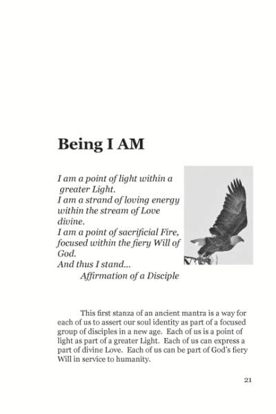 Living Spirit's Guidebook for Spiritual Growth, A Program for Spiritual Transformation, Jef Bartow and Tanya Bartow, Excerpt